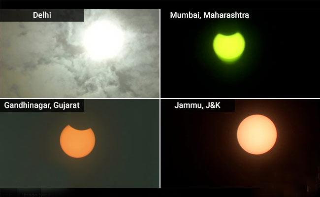Solar Eclipse 2020 Overd - Sakshi