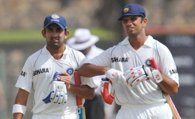 We Do Not Give Dravid Enough Credit For His Captaincy, Gambhir - Sakshi