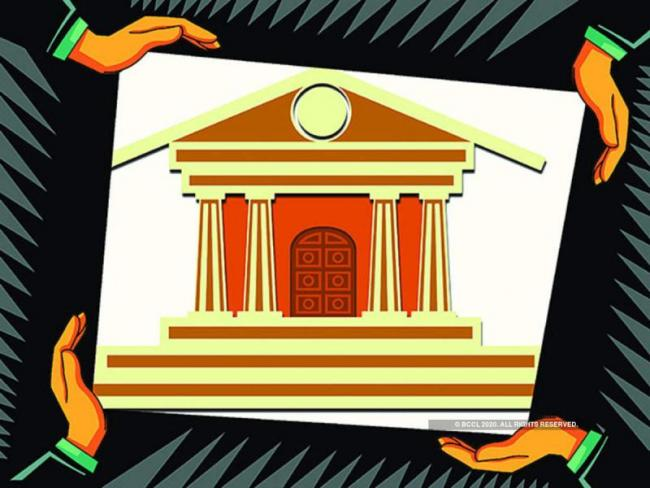 Fitch revises outlook of SBI, ICICI, Axis Bank to negative - Sakshi