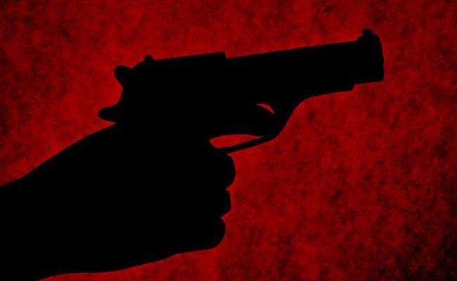 Gun firing in central new york - Sakshi