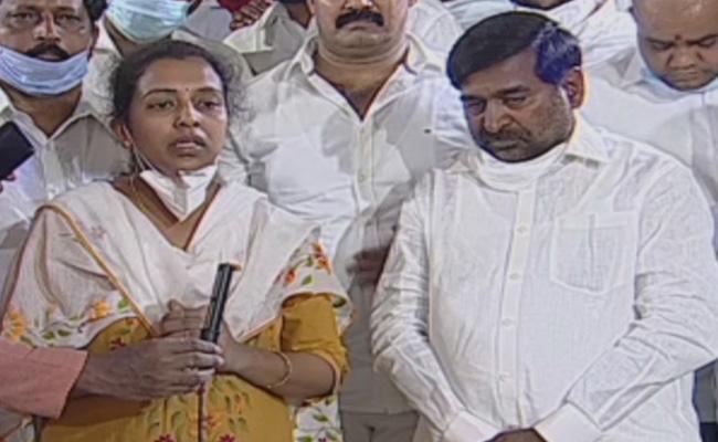 Colonel Santosh Babu Family Says Thanks To CM KCR - Sakshi