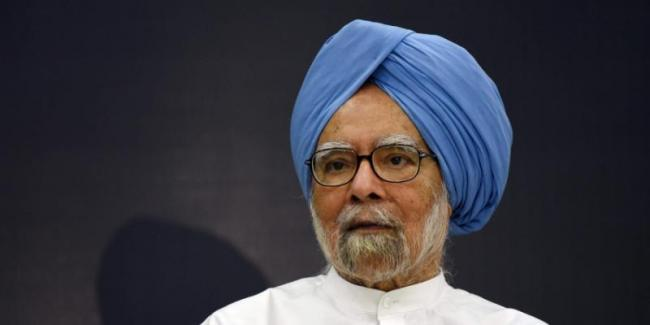 Manmohan Singh Says Pandemic Not Being Tackled With Required Courage    - Sakshi