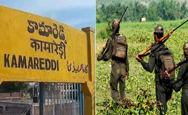 Former Naxalite Threats To Ramareddy MRO - Sakshi