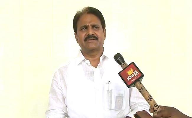 Mopidevi Venkataramana Opens Aquatic Quarantine Facility Center - Sakshi