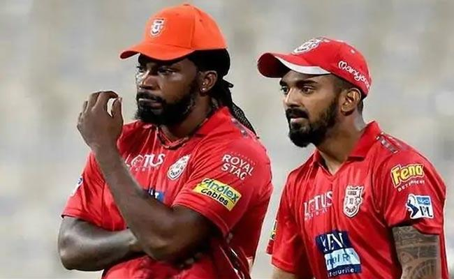 Chris Gayle To KL Rahul In IPL 2018 About Rashid Khan - Sakshi