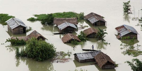 One more death reported in Assam floods - Sakshi