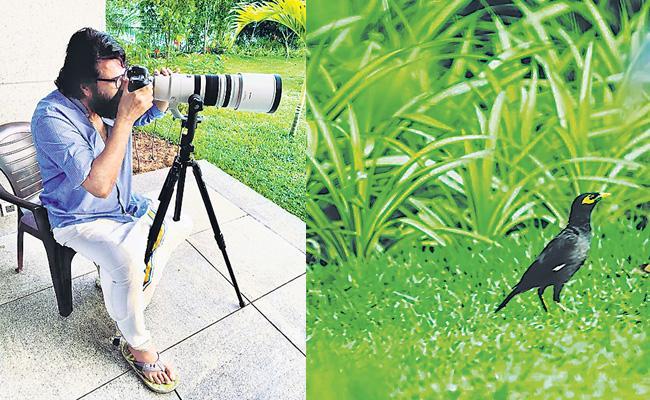 Mammootty turns photographer in lockdown - Sakshi