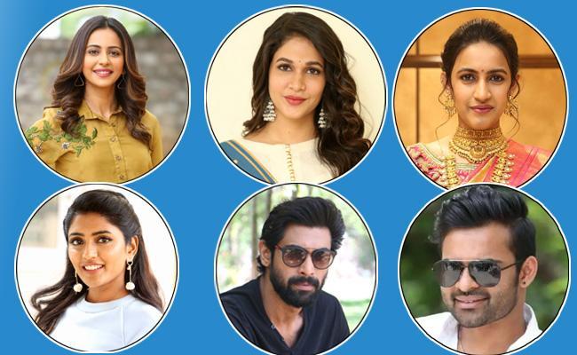 Tollywood Celebrities Tweets Over Suicide Awareness - Sakshi