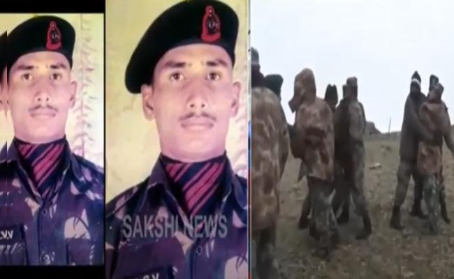 India and China Standoff: Another Indian Army Lost Breath In Galwan Incident - Sakshi