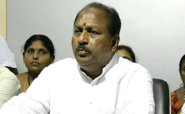 YSRCP MLA Praises CM Ys Jagan Over YSR Kapu Nestham - Sakshi