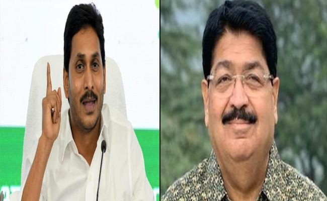YSRCP MP Parimal Nathwani Praises YS Jagan Government Schemes - Sakshi