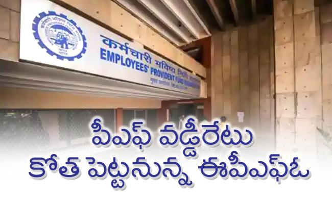 EPF rate likely to be cut to 8.1percent for FY20 - Sakshi