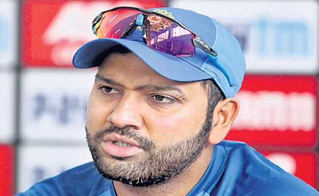 Felt Very Different After Long Time Says Rohit Sharma - Sakshi