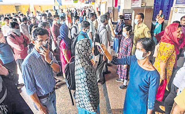Dileep Reddy Guest Column On Coronavirus Spreading And Effect On People - Sakshi