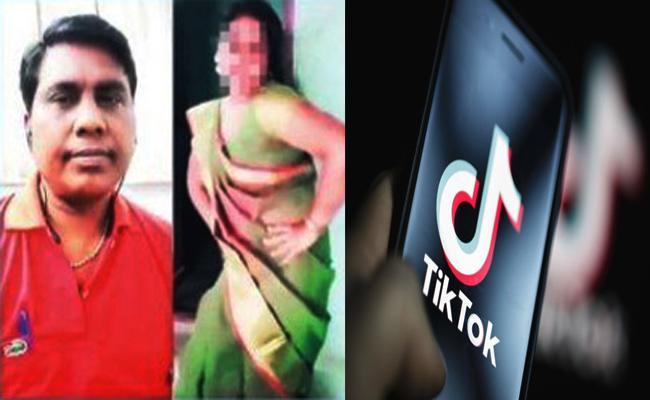Sub Inspector Tik Tok Videos Viral in Social Media Tamil Nadu - Sakshi