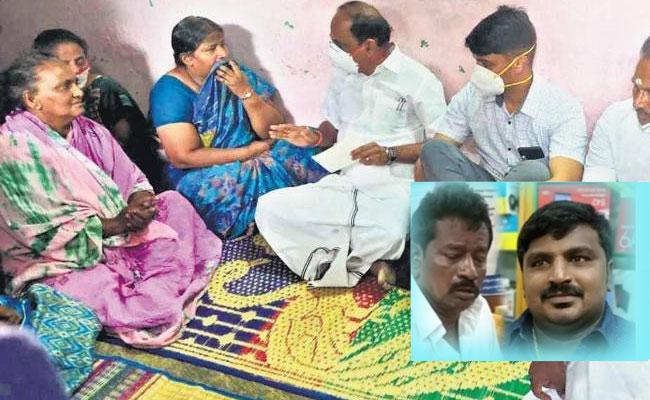 Thoothukudi Custodial Death: AIADMK, DMK Give Rs 25 Lakh Each - Sakshi