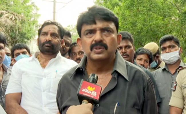 Minister Perni Nani Condemn YSRCP Leaders Moka Bhaskar Rao Assassinate - Sakshi
