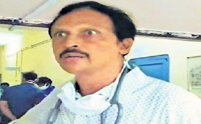 CBI case against Dr Sudhakar - Sakshi