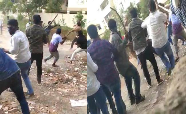 Police Breakthrough In Vijayawada Gang War Case - Sakshi
