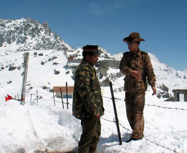 India Amps Up Effort To Defuse Border Tension With China - Sakshi