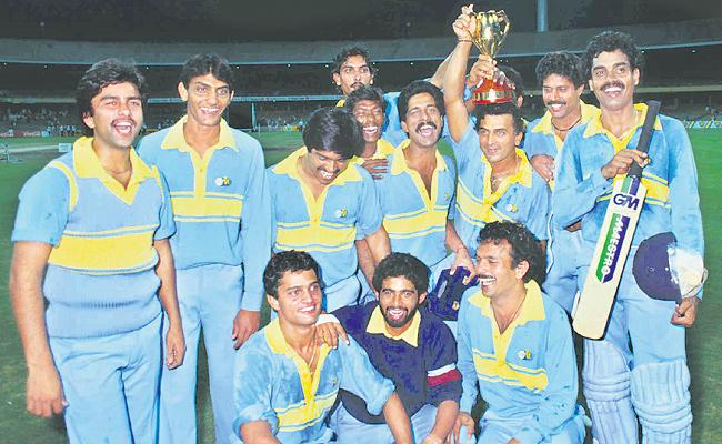 Special Story About 1983 World Cup India VS Australia - Sakshi