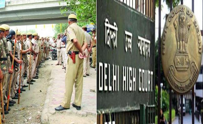 Delhi High Court Class To Police Over Detaining Undertrials - Sakshi