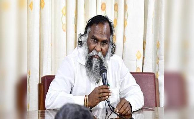 MLA Jagga Reddy Criticised CM KCR Rulling In Telangana - Sakshi