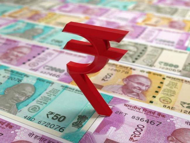 Rupee erases gains  - Sakshi