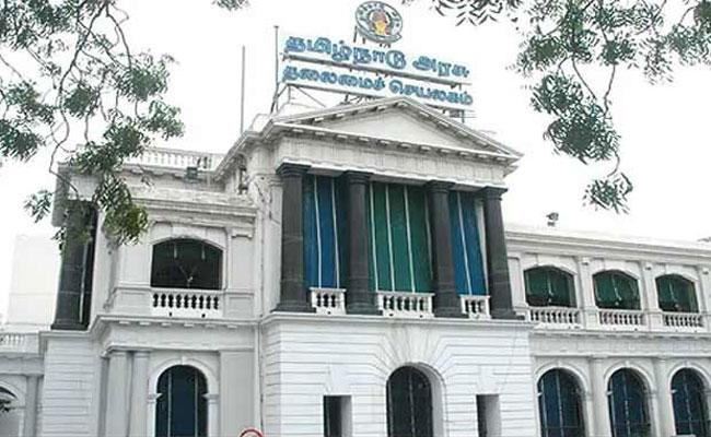 Bomb Threat To Tamil Nadu CMs Home And Secretariat - Sakshi