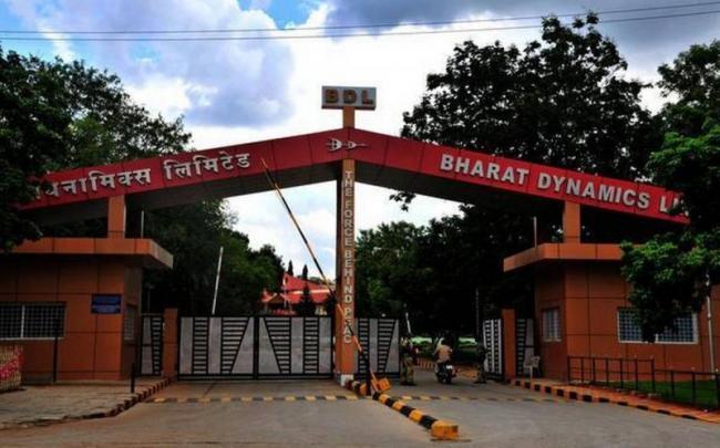 Bharat dynamics- Tata steel zoom on Q4 results - Sakshi