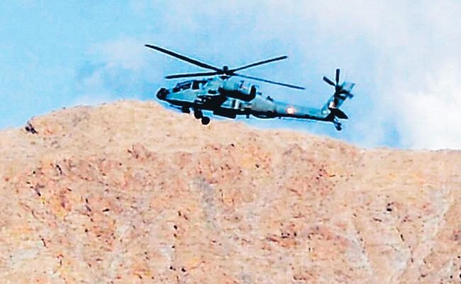Ghatak Commandos Getting Ready To Fight Against China - Sakshi