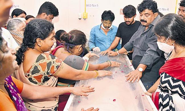 Farmers Market Yard Chairman Moka bhaskara Rao Assassinate Incident - Sakshi