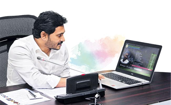 CM YS Jagan Comments In second installment for MSMEs is above Rs 512 crore program - Sakshi