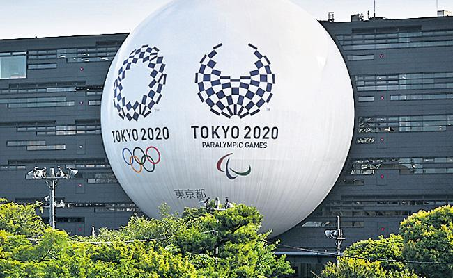 Tokyo Residents Oppose To The Olympics - Sakshi