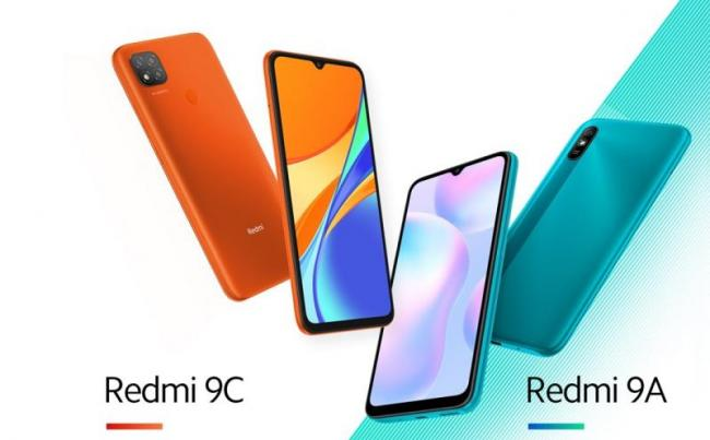 Redmi 9A and 9C are lanch today - Sakshi