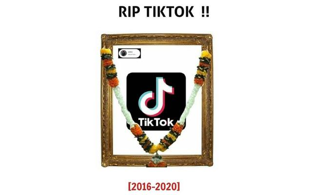 RIP Tiktok Trends On Twitter Flooded With Memes - Sakshi