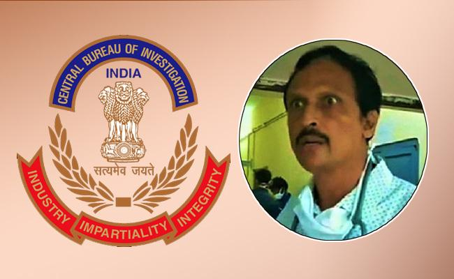 CBI case against Dr Sudhakar under 3 sections - Sakshi
