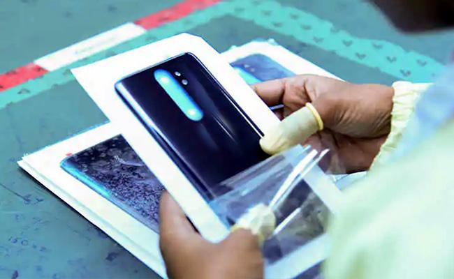 Two More Cellphone manufacturing units in AP - Sakshi