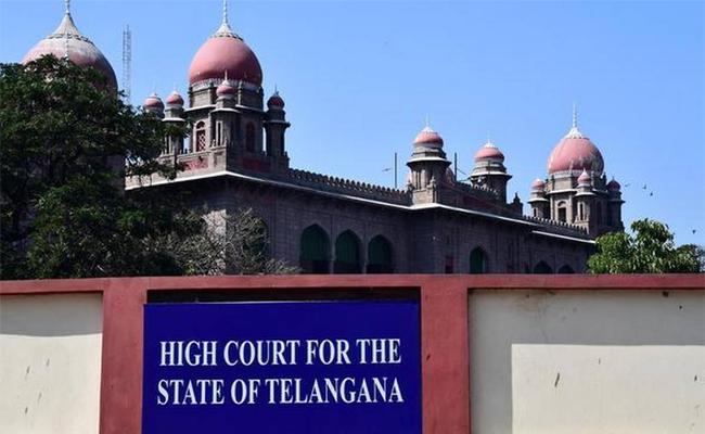 Hearing Continuing On Tenth Exams In Telangana High Court - Sakshi
