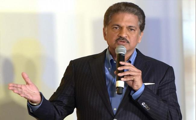 Anand Mahindra Tweet About Webinarcoma - Sakshi