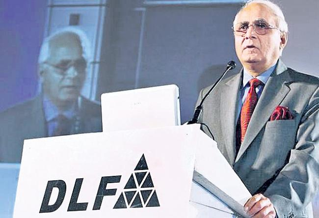 DLF Chairman Kushal Pal Singh retirement - Sakshi