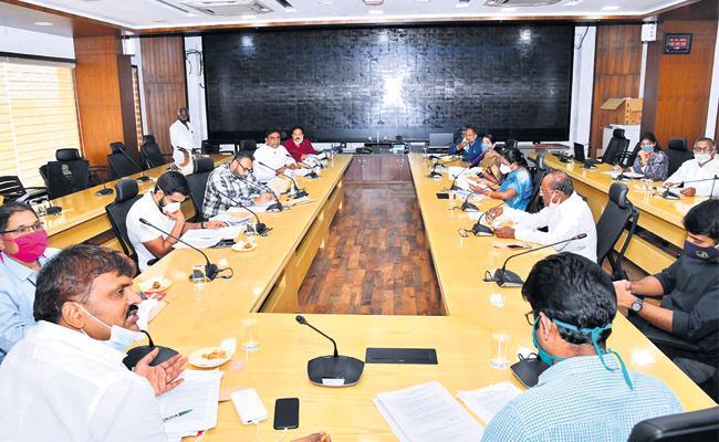 GHMC  Standing Committee in Hyderabad - Sakshi