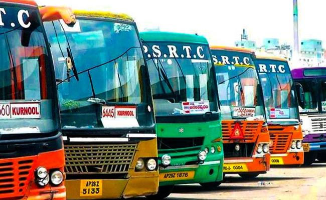Andhra Pradesh Government Requests Other State To Start Interstate Services - Sakshi