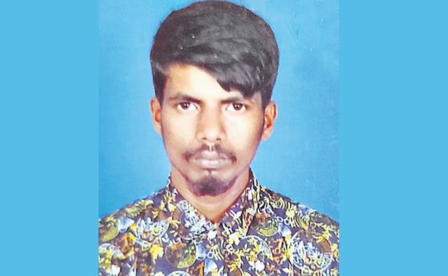 Railway Track Deadbody Mystery Reveals in Hyderabad - Sakshi