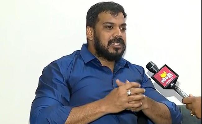 Minister Anil Kumar Yadav Respond On Godavari Water Dispute - Sakshi