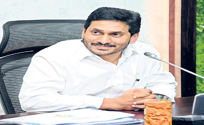 CM YS Jagan Comments In Review of New Industrial Policy - Sakshi