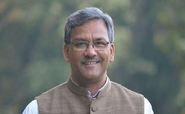 Uttarakhand CM Trivendra Singh Rawat Tests Corona Negative - Sakshi