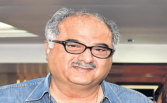 Boney Kapoor is House Staff Test Negative For COVID-19 - Sakshi