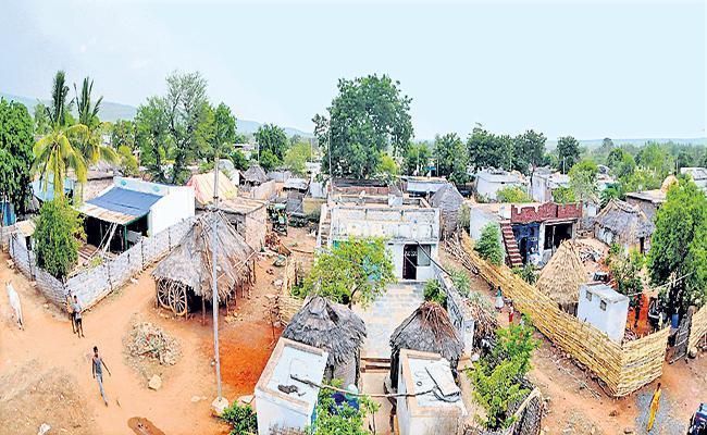 Special Story On Prakasam district Palutla Thanda - Sakshi