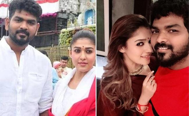 Nayanthara And Vignesh Shivan Will Marry In Temple News In Social Media - Sakshi